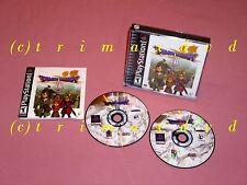 Ps1 _ Dragon Warrior VII (7) _ US/NTSC _ TOP-stato _ 1000 giochi nel negozio