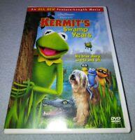 Kermit's Swamp Years (DVD, 2002) *RARE opp