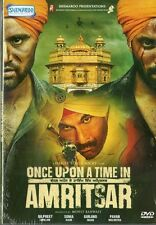 ONCE UPON A TIME IN AMRITSAR - PUNJABI BOLLYWOOD DVD - Dilpreet Dhillion, Sonia