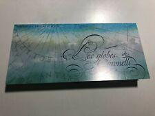 2008 Francia Souvenir Philatelique Folder Pochette I Globi di Coronelli