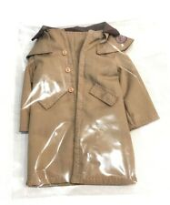 KC-HB-C-BN: Custom Wired Trench Coat for 1000Toys Hellboy (No figure)