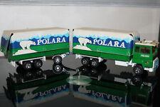 Camion miniature truck Matchbox Polara 1:50