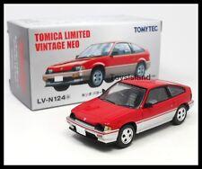 Tomica Limited Vintage NEO LV N124a HONDA BALLADE SPORTS CR-X 1.5i 1/64 Tomytec