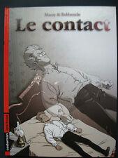 Le Contact 1 EO Maury Casterman + dédicace EMI expérience mort imminente