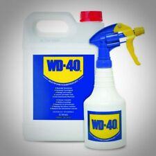 WD 40 WD40 5 l Liter Rostlöser Schmiermittel Multifunktionsöl  + Zerstäuber