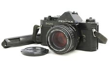 Pentax MX SLR 35mm Film Camera with SMC Pentax-M 50mm F/1.4 Lens from Japan