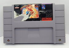 Super Nintendo Last Action Hero Game Cartridge, Works R13394