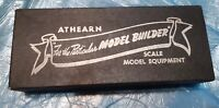 BOX ONLY VINTAGE ATHEAN SCALE MODEL EQUIPMENT ''HO'' GAUGE CAR  KIT  EMPTY  box