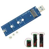USB 3.0 Adapter Converter Card for 2230 2242 2260 2280 M.2 B Key NGFF SATA SSD