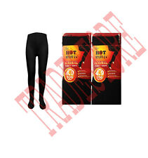 LADIES SUPER SOFT WINTER THICK WINTER WARM WOOL LOOK FLEECE TIGHTS THERMAL