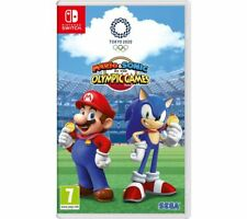 NINTENDO SWITCH Mario & Sonic at the Olympic Games Tokyo 2020 - Currys