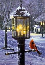 Darrell Bush Warmth of Winter I 14 x 20 Open Edition