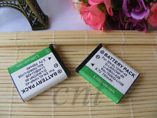 2X Battery KLIC-7006 for Kodak Easyshare M5370 M5350 M873 M580 M575 M552