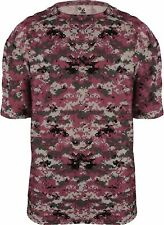Badger Men's Digital Camo Shirt