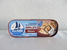 Petit Navire französische gegrillte Makrelen Filets 110 g