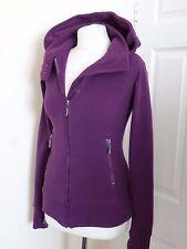 Jeronimo Fleece Jacket Coat Hooded Size UK 8 EU XS. Thick and Warm