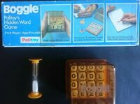Palitoy 'Boggle' Word Game 1976 - Complete, VGC. Boxed.