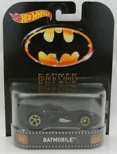 Hot Wheels HOLLYWOOD *BATMAN* BATMOBILE  *NIP*