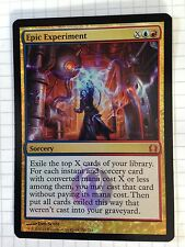 Mtg Magic the Gathering Return to Ravnica Epic Experiment FOIL