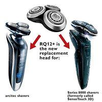 Men Philips Shaver Razor Replacement Heads blade RQ10 RQ11 RQ12 RQ1290 RQ1280