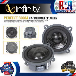 "Infinity Perfect 300M 3-1/2"" Extreme-Performance Midrange Speaker"