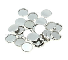 20 Round  inner 12mm Outer 14mm Round Bezel Blank Tray