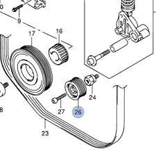 NEW Genuine Suzuki GV GRAND VITARA 1.9 2.4 Idler Pulley Crank Ribbed 49160-67J00