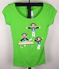 Paul Frank Julius Green Garden Juniors T Shirt Top New Gymnastics Pommel Horse