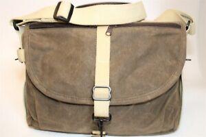 Domke USA Made Canvas Crossbody Satchel Messenger Camera Bag