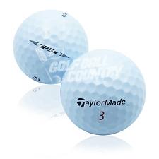 24 TaylorMade TP5x AAAA Near Mint Used Golf Balls - FREE Shipping