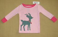 New OLD NAVY Size 6-12M Pink Long Sleeve Shirt