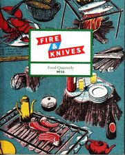 Fire & Knives Food Quarterly No. 12 Mongolia Toast Apple Pies Bacon Biscuit