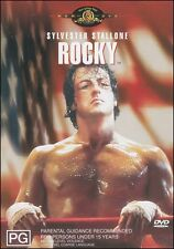 ROCKY Balboa (Sylvester STALLONE) Boxing Drama Film DVD (NEW SEALED) Region 4
