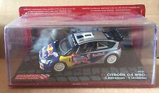 "DIE CAST "" CITROEN C4 WRC - 2010 "" CAMPION RALLY CARS SCALE 1/43"