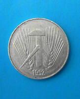 DDR 10 PFENNIG 1952 A