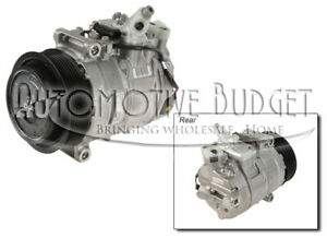 A/C Compressor w/Clutch for Mercedes Benz C230 2003-2005 - NEW