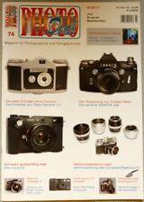 PHOTO DEAL 74Contax Rheinmetall Finetta Leica Exakta Nikon Rollei Contarex Ricoh