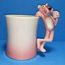 Vintage Pink Panther Collection Coffee Cup Mug Royal Orleans 1981 EUC Japan