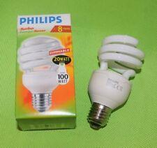 Philips Tornado Leuchtmittel Spirale 20W = 90W  E27 warmweiß (937)