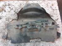 1992 92 Honda CBR600f2 engine spark plug carburetor rubber cover