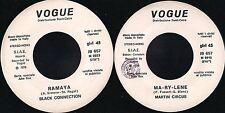 DISCO 45 GIRI  MARTIN CIRCUS / BLACK CONNECTION - MA-RY-LENE / RAMAYA (JUKE-BOX)