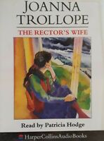 Joanna Trollope-The Rector's Wife Cassette Audiobook.Read By Patricia Hodge.
