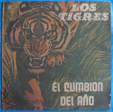 """LOS TIGRES """"El Cumbion"""" Mega rare psych cumbia MINT 1979 PERU LP Listen"""