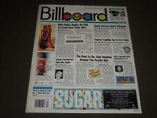 1994 AUGUST 20 BILLBOARD MAGAZINE - GREAT VINTAGE MUSIC ADS & CHARTS - O 7940