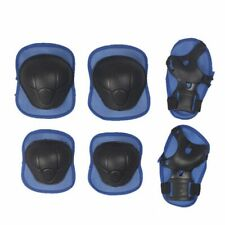 6Pcs/7Pcs Kids Elbow Wrist Knee Pad and Helmet Sport Skate Cycling Protective