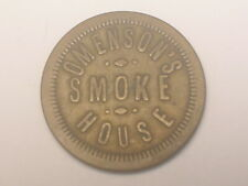 (Douglas, WY) Maverick Trade Token - Omenson's Smoke House (1914-1930)