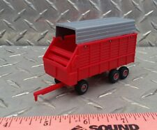 1/64 STANDI CASE IH INTERNATIONAL FORAGE HAYLEGE CHOPPER BOX WAGON ERTL FARM TOY