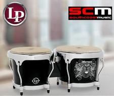 RRP$330Latin LP Percussion LPA602SNL Aspire Santana Lion Bongos Hand Bongo Drums