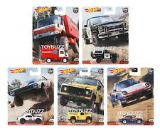 Hot Wheels Ford Bronco Highway Patrol California Fpy86-956q 1/64