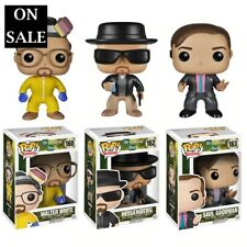 Breaking Bad POP HEISENBERG SAUL GOODMAN WALTER WHITE Vinyl Action Figures brinq